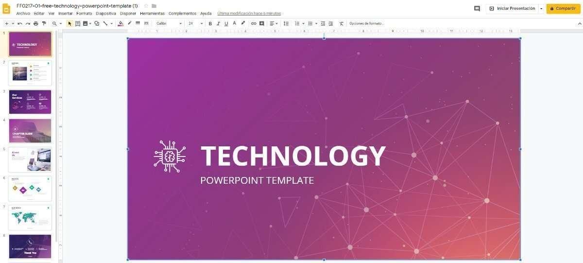 plantillas-para-presentaciones-tecnology