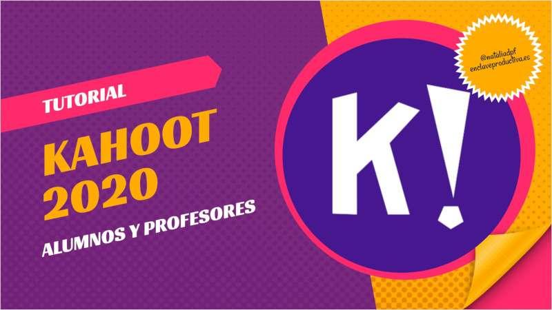 Tutorial Kahoot 2020: gamificación también a distancia