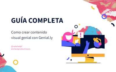 Guía completa de Genial.ly: Crea contenido interactivo en imágenes