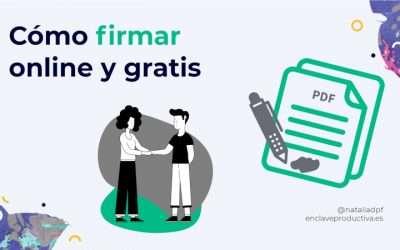 Cómo firmar PDF online y gratis… ¡Y más!