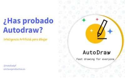 Autodraw, inteligencia artificial para dibujar