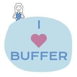 Por qué prefiero Buffer para programar mis Redes Sociales